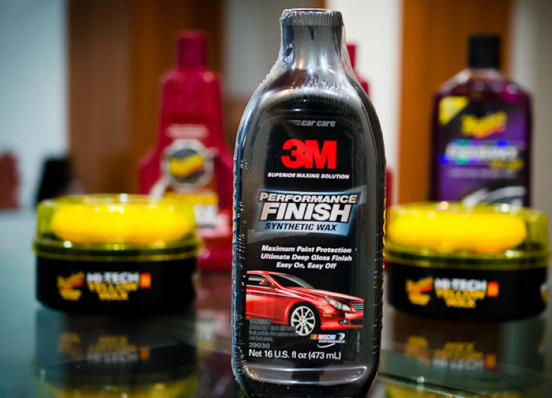 Performance Cleaning Wax